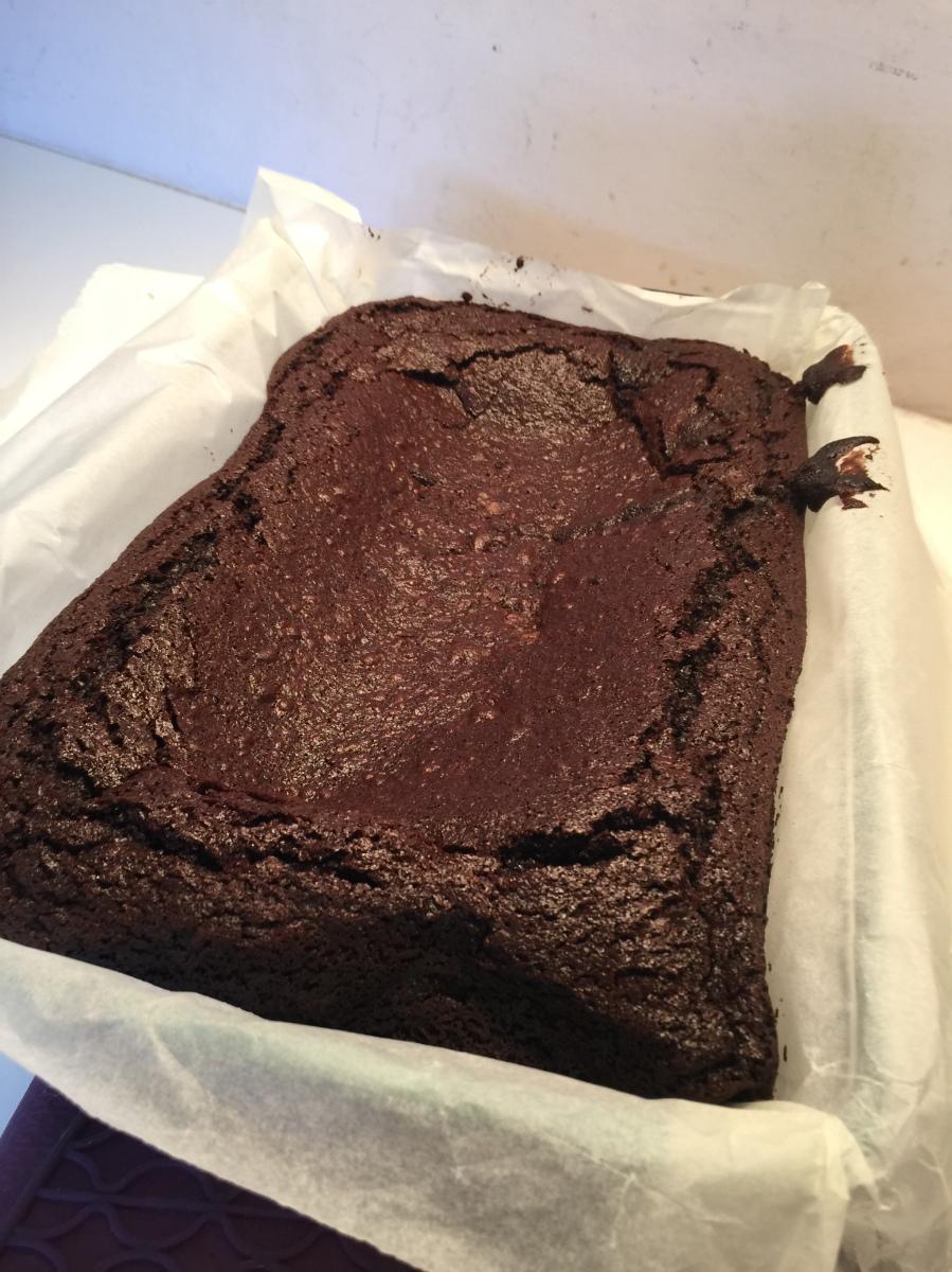 Vous avez dit brownie ?