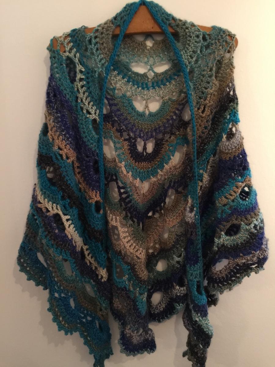les laines multicolores, impossible d'y résister !